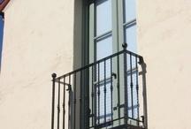 iron balcony ideas
