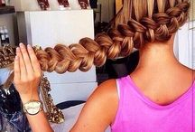Hair / Easy and affordable hairstyles you can't go wrong with