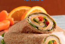Food: School Lunch Ideas / by Sharon Judd