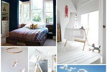 My dream house / All the things, that I would like to have in my future house and some collages of the rooms.