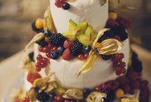 pièces montées fromage/fruits