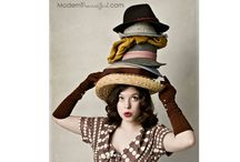 Hat head / by Janice Taylor