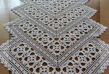 Doily rectangular