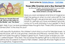 Book Reviews - for Grammy Pags Stories by Rhonda Paglia / Here are book reviews from readers who are enjoying Grammy Pags Stories - children's books by author Rhonda Paglia