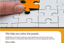 HealthOpinion - Helps you solve the puzzle