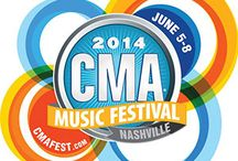 CMT Awards 2014 / Fan voted awards show for Country Music Videos and television performances, held every year in Nashville, TN.
