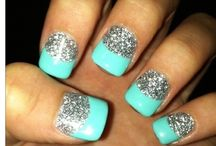 Nails... crazy nails! / by Kaydee Lewis