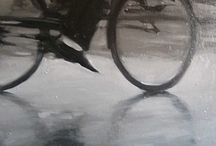 Dessins peintures contemporains