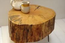 drewniane pienki