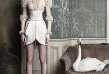 Rococo minimalism