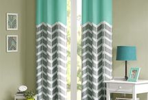 panel curtain designs