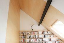 Interiorgation / Max & Linn home field