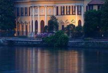 Italy lakes