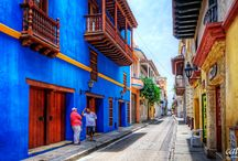 Colombia Tours / Stunning images taken from our travel collection in Colombia.