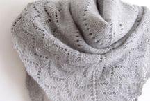 Knitting: Cowls & Scarfs / by Megan