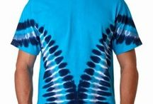 Tie Dye T-Shirts and Hoodies