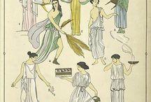 costumul Grecia antica