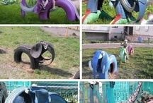 zahrada deti