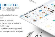 wordpress plugin for doctor hospital