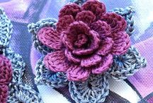 Crochet Flower Pattern Free
