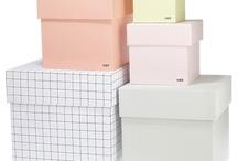 storage / Aufbewahrung, Boxen, Tüten, Regale, Körbe