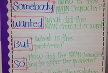 Anchor charts / by Leeanne Bentley