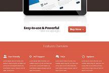 Our CMS & Blog design