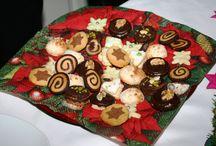 Weihnachtsbäckerei / Weihnachtsbäckerei, Plätzchen, Kuchen, Naschereien