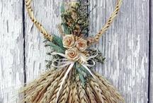 floristika - věnce