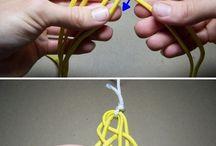 плетение ремни
