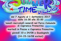 Summer Time Village 4°edizione 2017