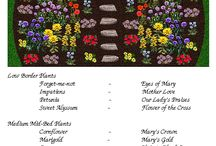 Catholic Mary Gardens / by Melissa Cheuvront