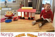 3rd Birthday ideas / by Robin Devor