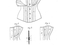 Maternity and Nursing corsets through history / One of my research topics.
