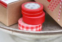 Gift wrapping / by Altogether Patchwork