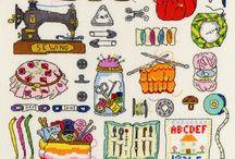 Sewing Handmade Crafts / by Christine Orecchio