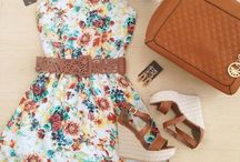 Look&Casual / Look, casual wear, dia-a-dia, saias, vestidos, macacão,shortz, crooped