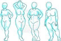 Ref diferentes corpos