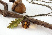 Fallen Leaf Jewelry