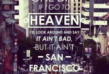 San Francisco / by Pancake Canoe