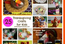 Crafts -Fall/Thanksgiving