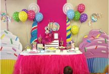 Candyland birthday party / by Maria Bernadette Sanchez