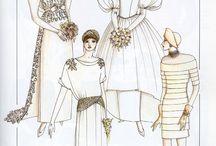 20th Century Bridal Fashion