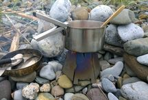 Best Walks : Nourishment and all that. / Fueling a trek, training on the energy, loosing weight with day walks. What to eat/drink. Cooking, stoves, pots & pans, foraging. Well being and trail health.