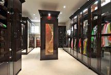 Closet designs / Closet designs and organizing the closet