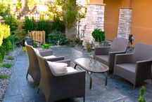 Patios / A gallery of some of the patios we have created. *All photos are of our own work.*