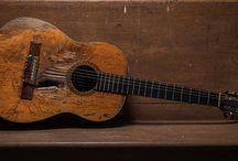 Guitars and Guitarists