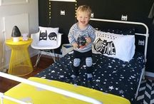 BOYS ROOMS / Decorating rooms for boys