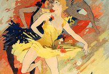 Decorative Panels & Special Plates / Vintage Posters