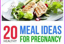 Pregnancy eating